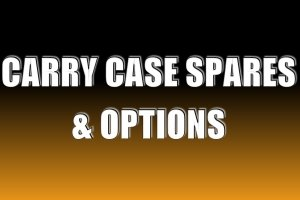 Carry Case Spares & Options