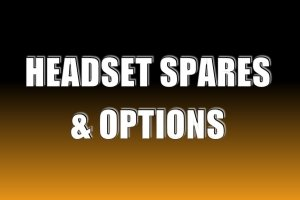 Headset Spares & Options